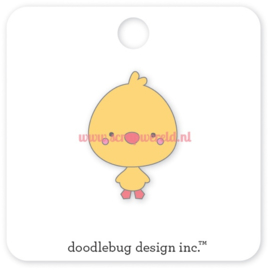 Chicky Collectible Pin