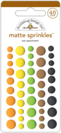 Zoo Assortment  Matte Sprinkles