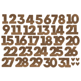 Make it Merry - Number Bits