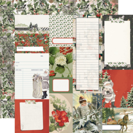 SV Rustic Christmas - Journal Elements