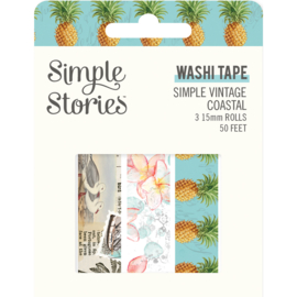 SV Coastal Washi Tape