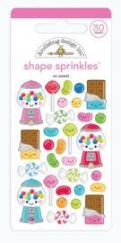 So Sweet Shape Sprinkles