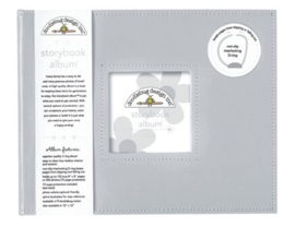 Album Storybook Gray 8x8