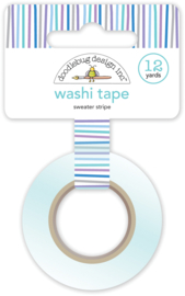 Sweater Stripe Washi Tape