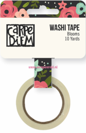 Blooms Washi Tape