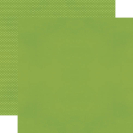 """Green Textured Cardstock Double Sided 12x12"""""""
