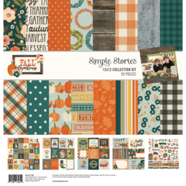 Fall Farmhouse Collection Kit