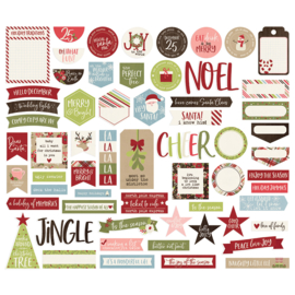 Holly Jolly Journal Bits & Pieces