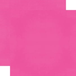 """Pink Textured Cardstock Double Sided 12x12"""""""