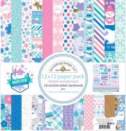 Winter Wonderland 12x12 Paperpack