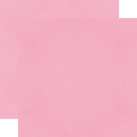 """Bubblegum Textured Cardstock Double Sided 12x12"""""""