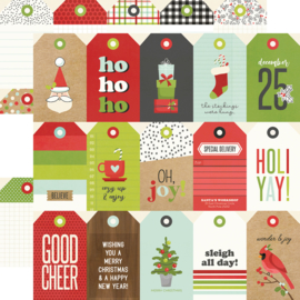 Make it Merry - Tags
