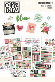 Bloom Sticker Tablet