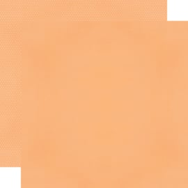 Color Vibe Apricot Textured Cardstock