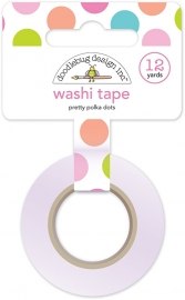 Pretty Polka Dots Washi Tape