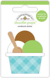 Triple Scoop Doodlepop