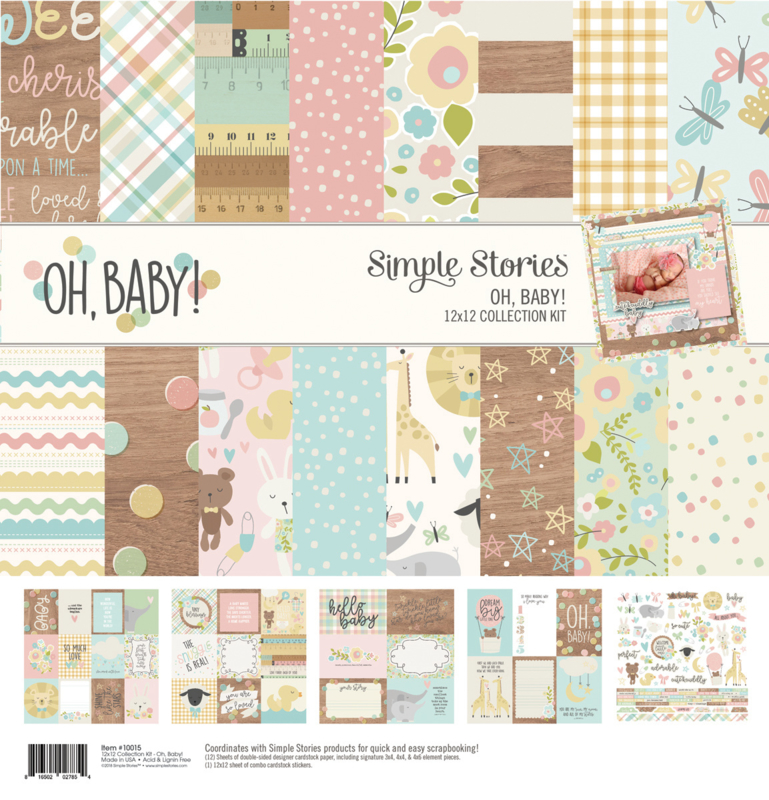 Oh Baby Collection Kit