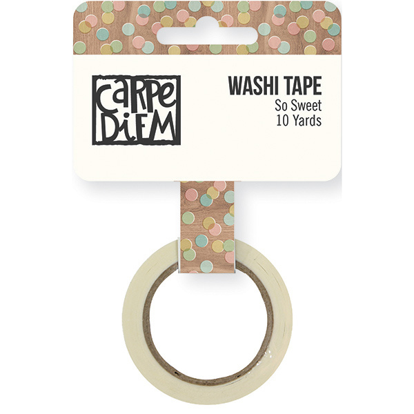 Oh Baby! So Sweet Washi Tape