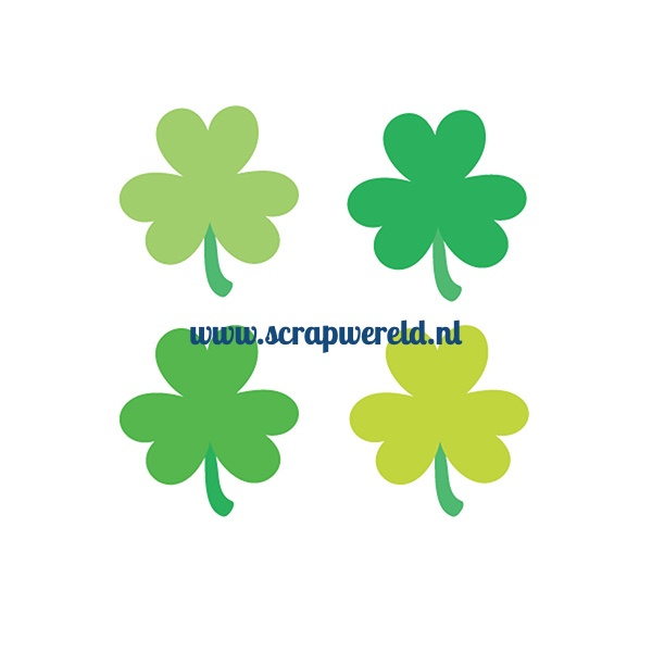 Clovers Sweet Rolls Mini Icon Stickers
