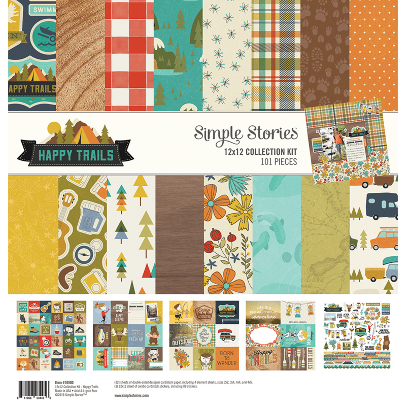 Happy Trails Collection Kit