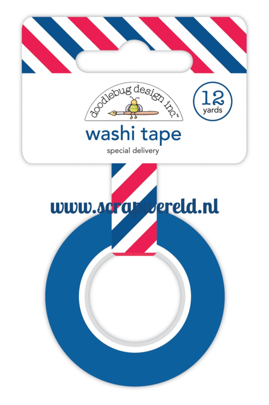 Special Delivery Washi Tape