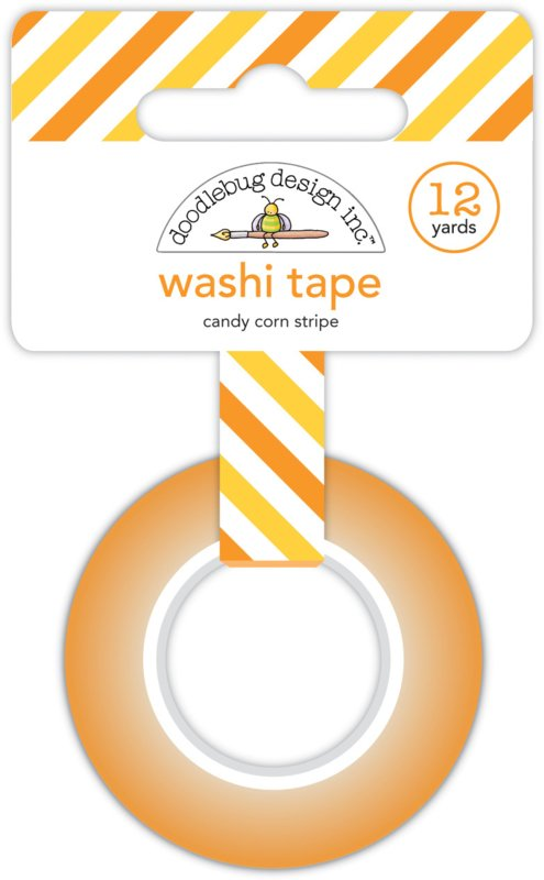 Candy Corn Washi Tape