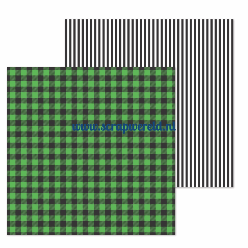 "Irish Lad Double Sided 12x12"" Cardstock"