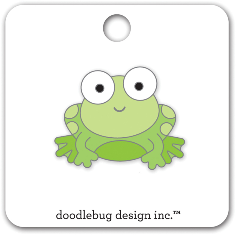 Froggy Collectible Pin