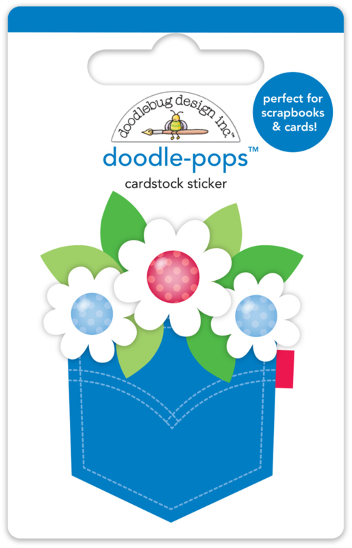 Pocket Full Of Posies Doodlepop