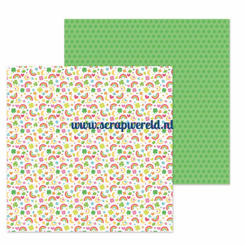 """So Charming Double Sided 12x12"""" Cardstock"""