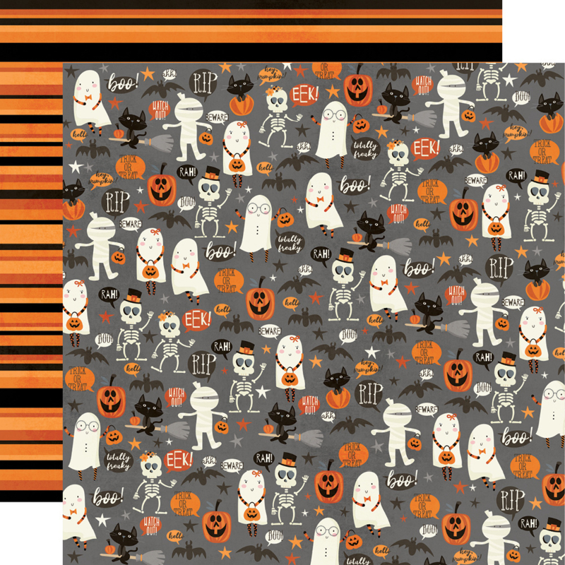 Boo Crew- Our Little Spooks