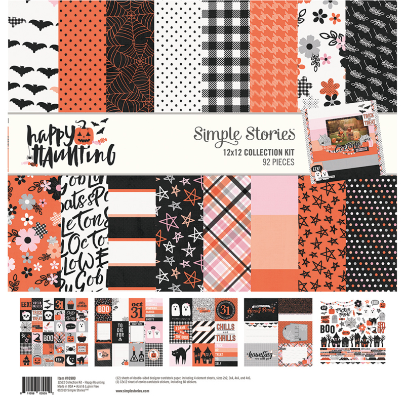 Happy Haunting Collection Kit