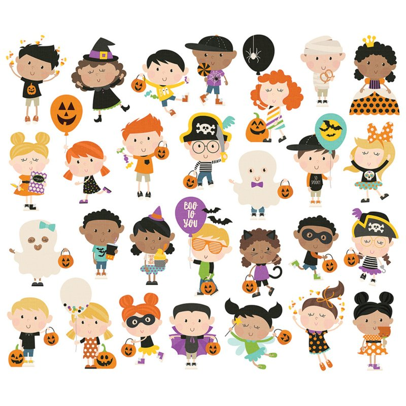 Say Cheese Halloween Happy Kids Bits & Pieces