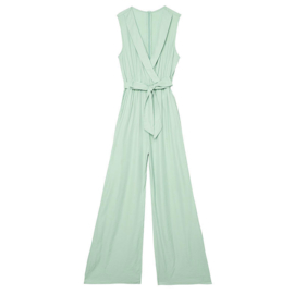 JUMPSUIT - MINT GROEN