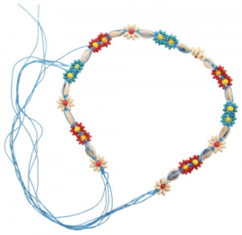 IBIZA RIEM - FLOWER POWER