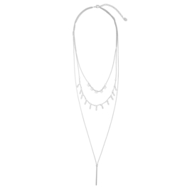 STAINLESS STEEL KETTING - LET'S LAYERING