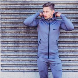 Perform Jacket   Grey
