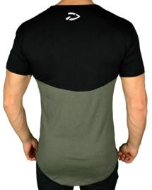 Curved Evo Shirt | Olive