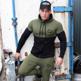 Lightweight Jacket   Army Green