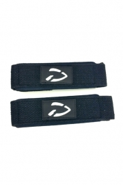 Disciplined Lifting Straps | Black