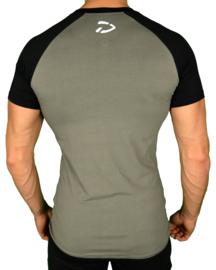 Raglan Evo Shirt | Grey