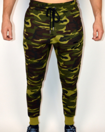 Fleece Trainingsbroek |  Camo