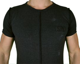 Inside Out Tee | Dark Grey