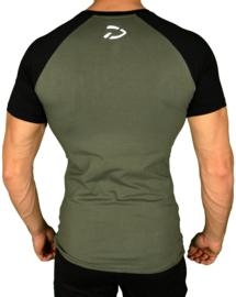Raglan Evo Shirt  | Olive