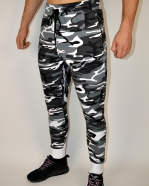 Excellence Bottom | Camo Grey | Size S, L