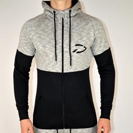 Lightweight Jacket | Slub Grey | Size XL
