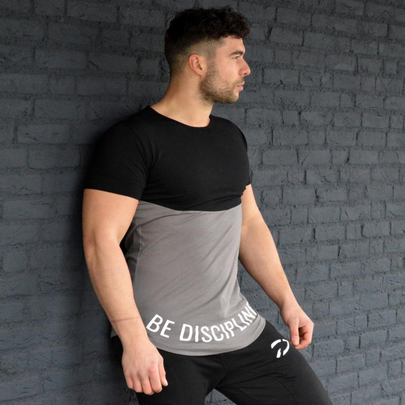 Curved Evo Shirt | Grey