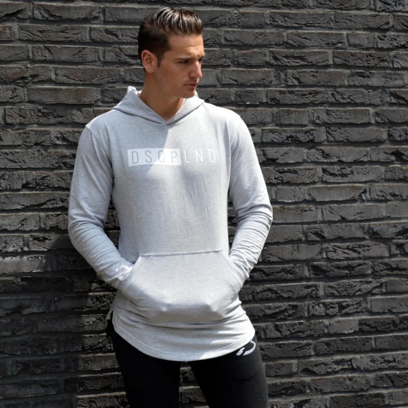 Lightweight Hoodie | Grey