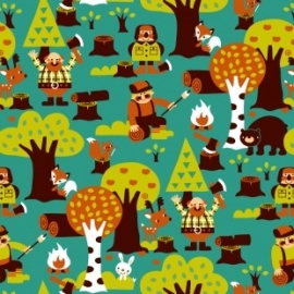 Lillestoff - Lumberjacks