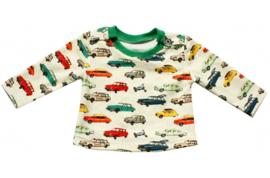 Boys shirt size 3 months - 6Y
